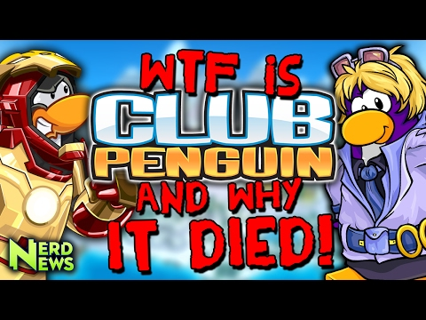Club Penguin is DEAD! NOW WHAT?!