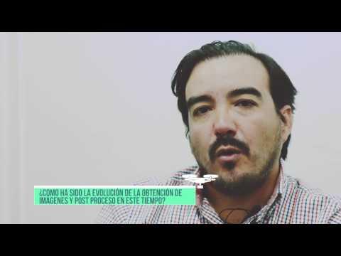 Entrevista Alfredo Solorza - Geomensor experto en AEROFOTOGRAMETRIA