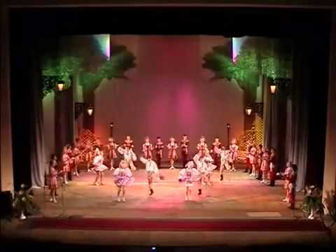 Русские. Калинка малинка моя. Kalinka Malinka Moya Russian Folk Dancing Joyful Young Pozitive