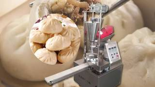 2019 Best Steamed Bun Machine | Stuffed Bun Making Machine