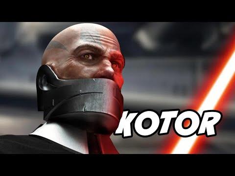Star Wars KOTOR Remake is Happening!