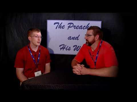 Preacher and His Work - PTP Edition - Van Sprague