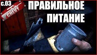 Survive The Nights - ПРАВИЛЬНОЕ ПИТАНИЕ #03
