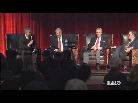 CABL Panel Discussion - John Breaux, Rodney Alexander, Billy Tauzin