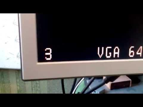 VGA terminal 2