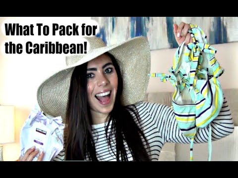 What to Pack for Vacation! | Dominican Republic