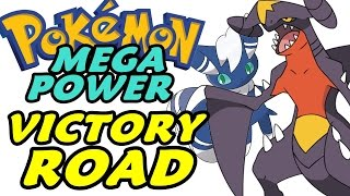 Pokémon Mega Power (Detonado - Parte 43) - Victory Road