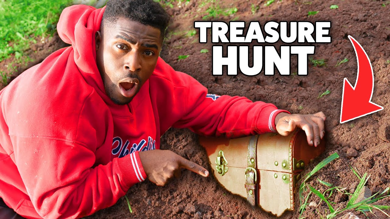 TGF Ultimate Mountain Treasure Hunt!