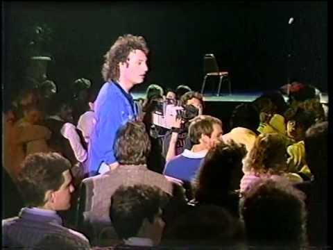 Howie Mandel: North American Watusi Tour (1987) directed ...