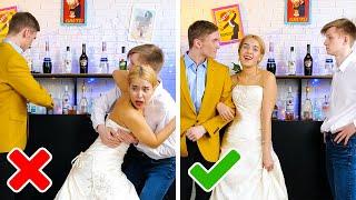 LIFE-SAVING WEDDING HACKS || 5-Minute Decor Tips To Prevent Awkward Situations