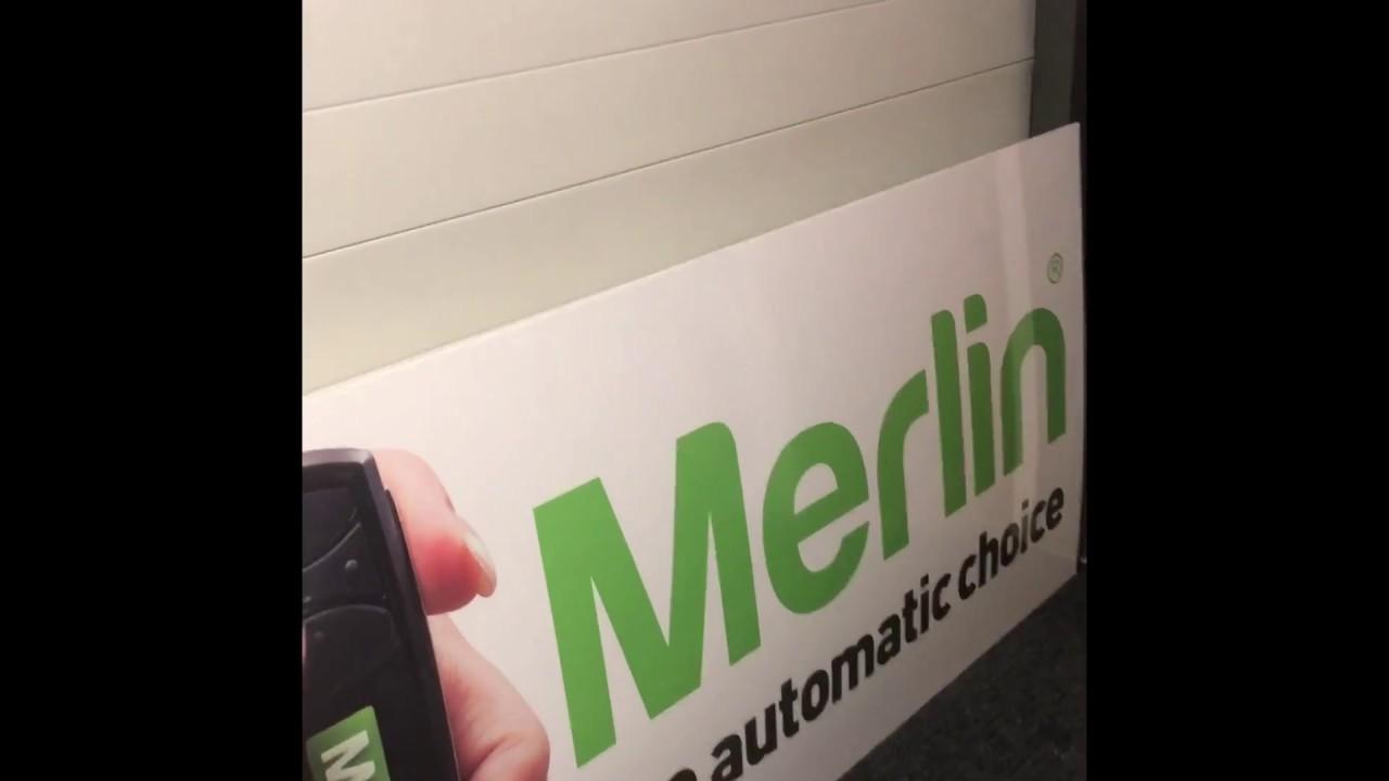 Merlin Evo Remote Control Garage Remote Coding Instructions