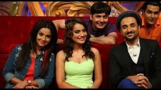 Surbhi Jyoti's first stint with Comedy in Comedy Nights Bachao
