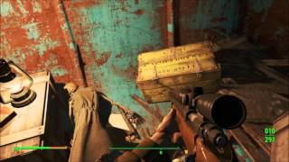 Fallout 4 Distress Signal near Trains and vault 81