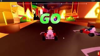 ROBLOX Cart Racing!!!