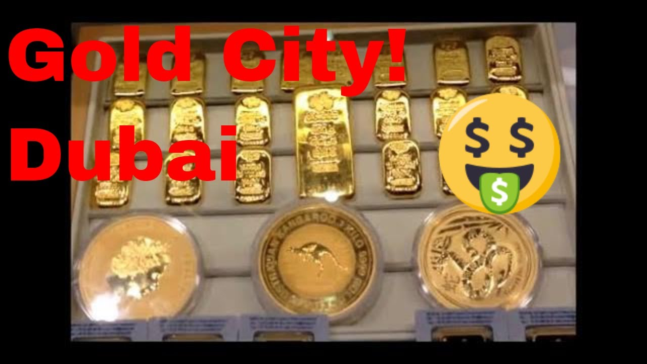 Dubai Airport Duty Free Gold Shop Terminal 1 Youtube
