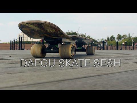 19. Daegu Skate Sesh