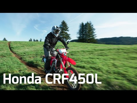 Honda CRFL -  All Grounder..!!!