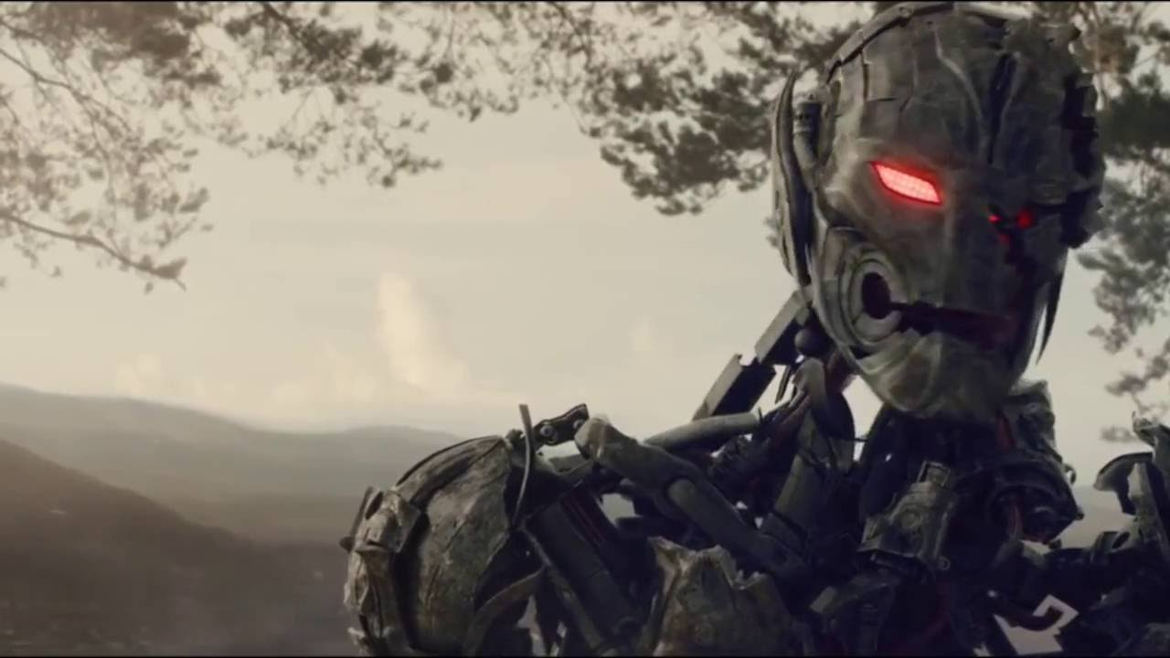 Image result for Ultron death