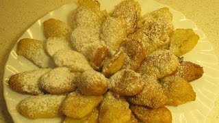 Бананы в кляре. Видеорецепт. Banana fries.