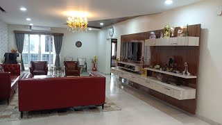 4 BHK FURNISHED FLAT FOR SALE IN MINDSPACE HI-TECH CITY HYDERABAD ELIPPROPERTY#