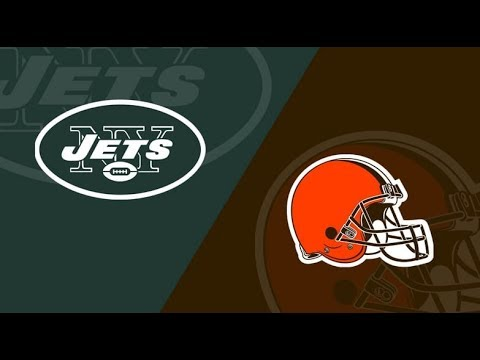 Cleveland Browns Vs. New York Jets Live Stream Play By Play & Reaction