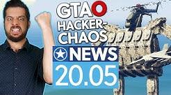 GTA 5: Cheater-Flut & Server-Probleme nach Gratis-Aktion - News