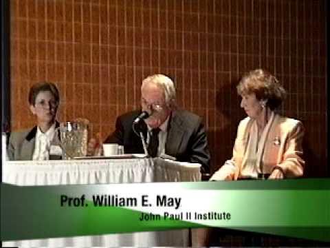 May, Irving, Shivanandan Panel Part 3 Humanae Vita...