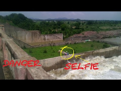 selfie  video danger