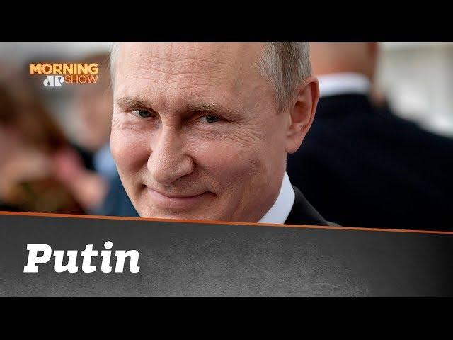 Porque afinal os russos gostam tanto do Putin?