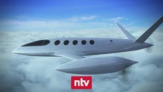 Elektro-Flieger sollen klimaneutrale Luftfahrt ermöglichen | n-tv