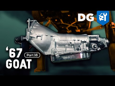 How To Build A High Performance TH350/TH400 Transmission | '67 Pontiac GTO [EP16]