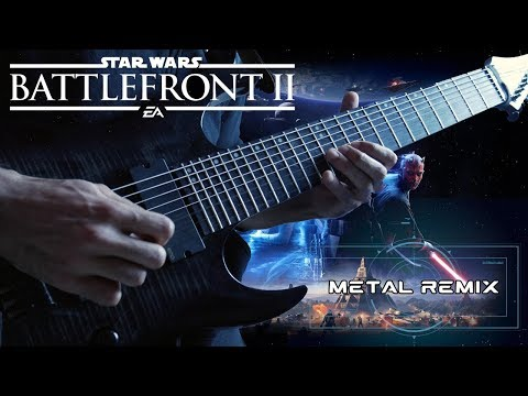 Star Wars: Battlefront II (OST) Metal Mashup from YouTube · Duration:  3 minutes 21 seconds