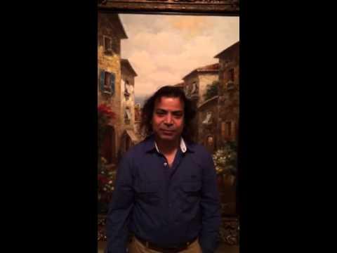 Dhananjay Kaul explains Aknandun - famous kashmiri folktale