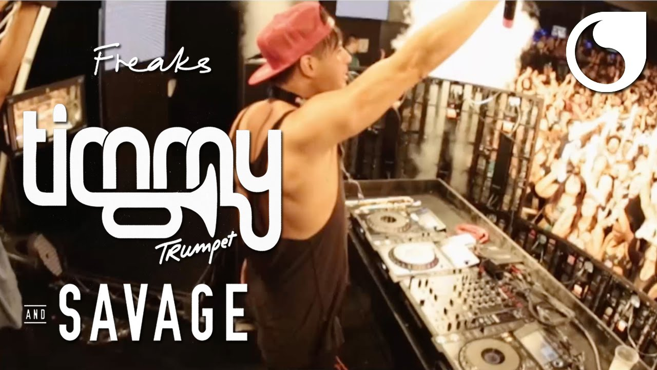 Timmy Trumpet & Savage - Freaks OFFICIAL VIDEO HD #1