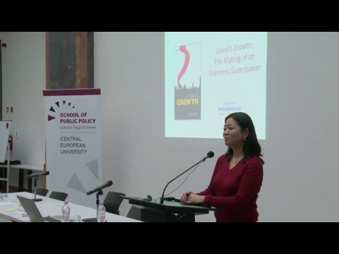 Linda Yueh on China's Growth: The Making of an Economic Superpower?