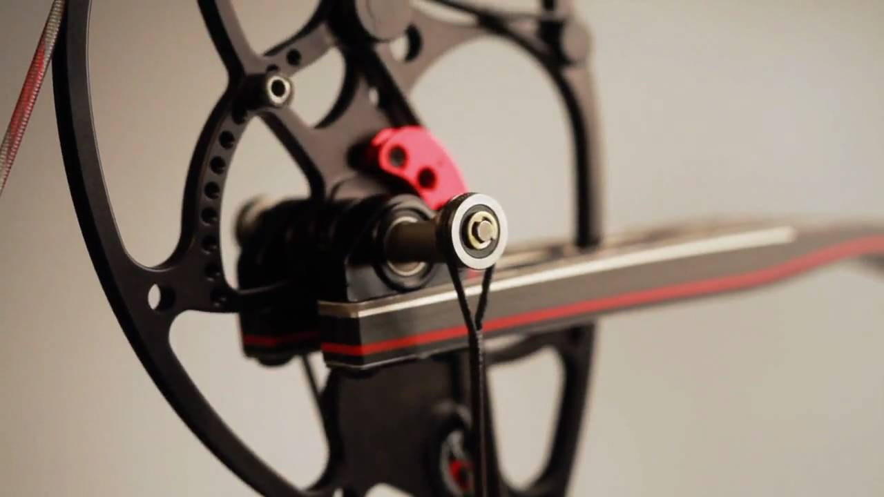 Bowtech Overdrive Binary Cam System Youtube
