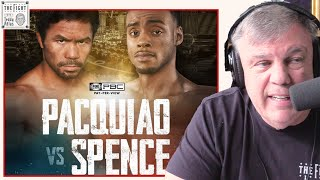 Teddy Atlas reacts to Manny Pacquiao vs Errol Spence Jr fight announcement | CLIP