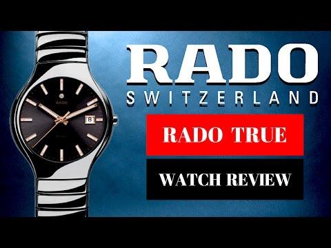 Rado True Diastar Men's Watch Review Ref: R27351102