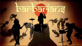 Young knives - Barbarians (Official music video)