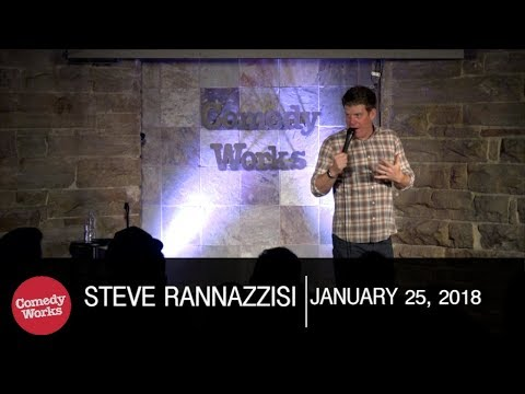 Steve Rannazzisi  Tooth Terror