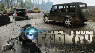 Escape From Tarkov В Лаборатории Виртуальной Реальности Escape From Tarkov