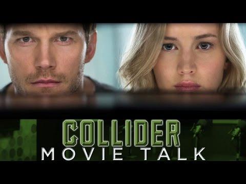 First Passengers Trailer Starring Jennifer Lawrence and Chris Pratt - Collider Movie Talk
