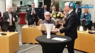 Afscheid oude gemeenteraad Assen 2018