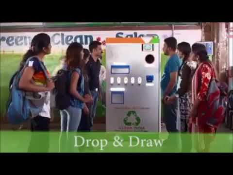 Salem Project on Destroying Waste water Bottles