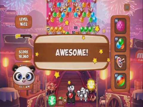 Panda Pop- Level 1602