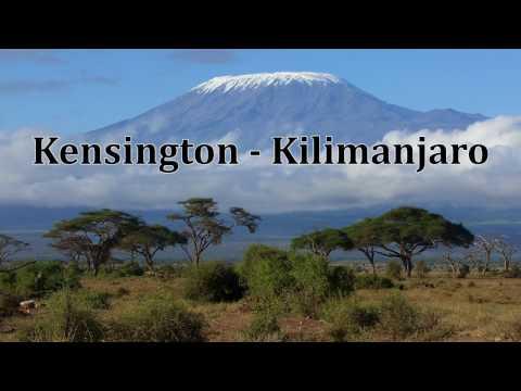 Kensington - Kilimanjaro (lyrics)