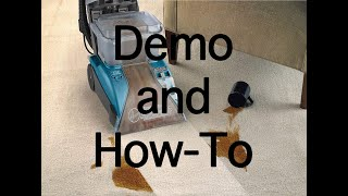 Video Hoover SteamVac with Clean Surge Demo and How-To download MP3, 3GP, MP4, WEBM, AVI, FLV November 2017