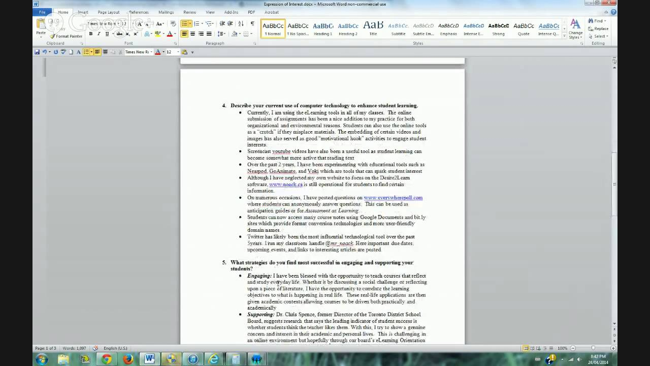 How to write a research paper overnight photo 8