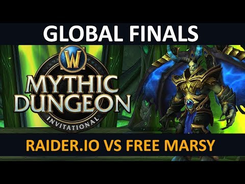 Raider.IO vs Free Marsy | Global Finals | Mythic +17 - Game 1