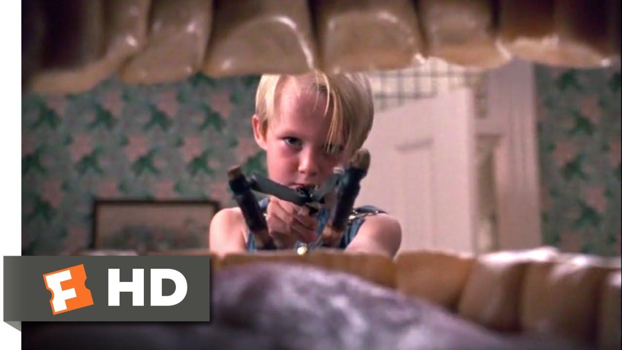Dennis the Menace (1993) - Take an Aspirin Scene (1/9 ...  Dennis the Mena...